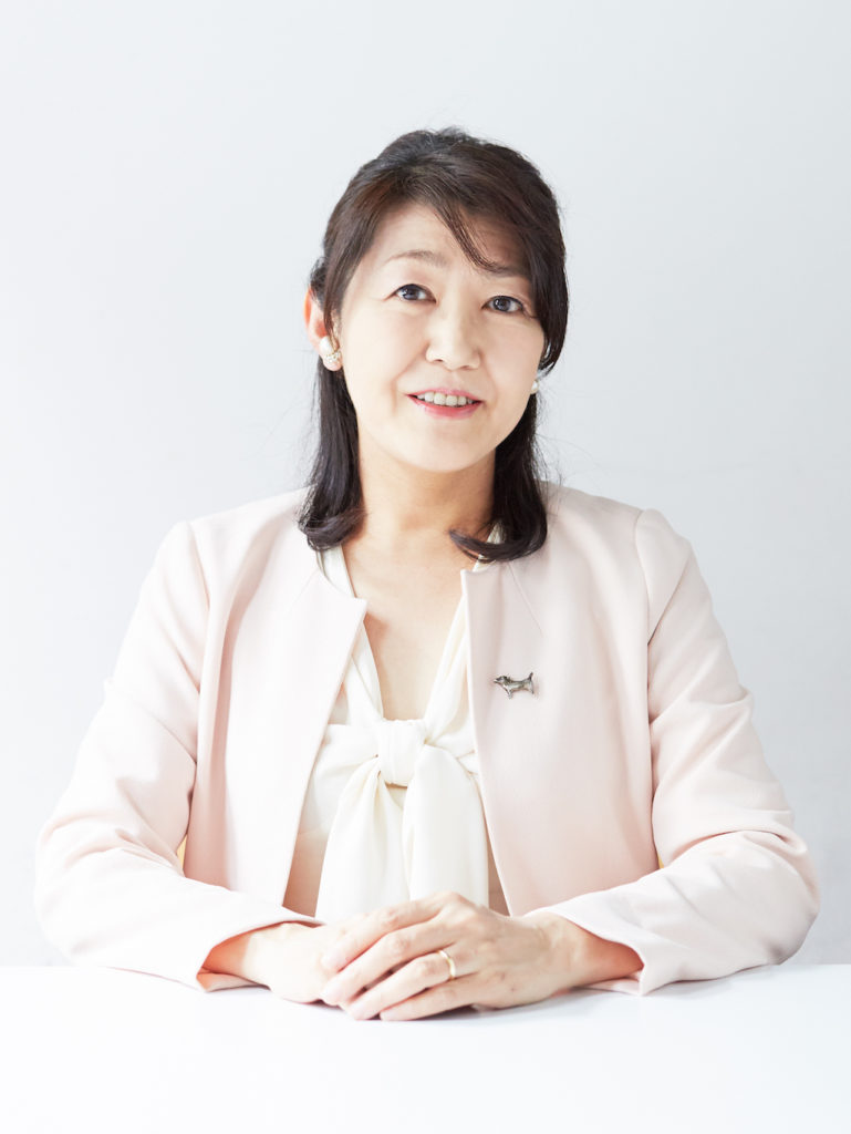 HER-SELF 女性の健康プロジェクト 理事長 白河桃子